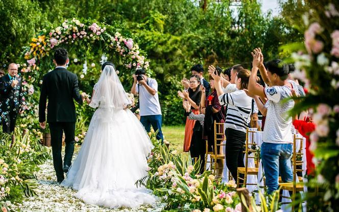 【婚礼跟拍】3机位全程定制拍摄,记录浪漫时刻
