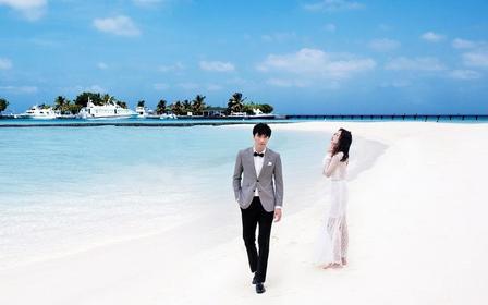 普吉岛+送别墅酒店+送婚纱+24接机