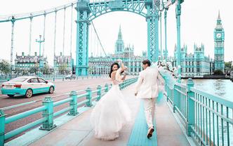 【网红抢拍】婚照圣地+网红同款仙女桥+浪漫风暴