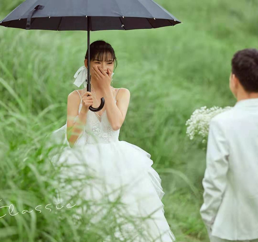 3888韩式小清新婚纱照