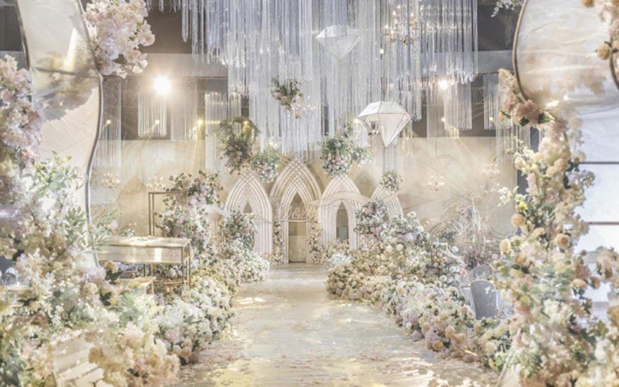 《际遇》韩式清新森系婚礼