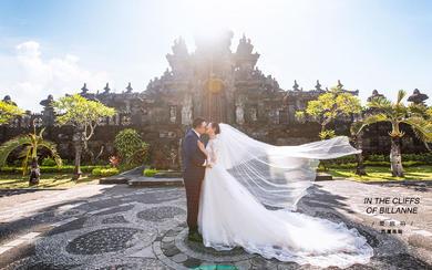 爱旅拍巴厘岛•客照欣赏•巴厘岛之旅•顾&李