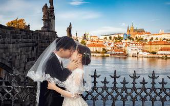 新年惊喜-捷克布拉格-婚纱摄影旅拍