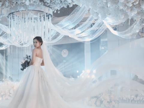 知白影像-婚礼摄像双机位导演档短片+流程+快剪