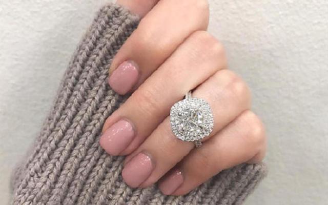 MILAN客订分享   精选碎钻镶嵌  细密闪耀