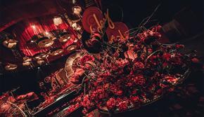【SVT WEDDING】国宴厅 经典红 带四大