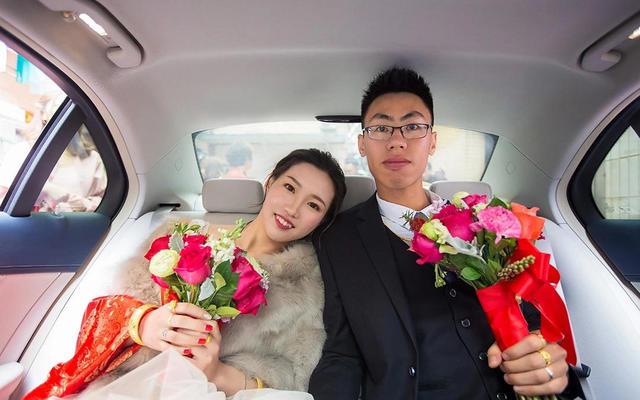 婚礼纪实跟拍,摄影+摄像