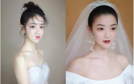 3880总监安琪老师亲自跟妆送伴娘妆妈妈妆