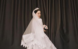 高清双机婚礼摄像+首席跟拍婚礼摄影(限时特惠)