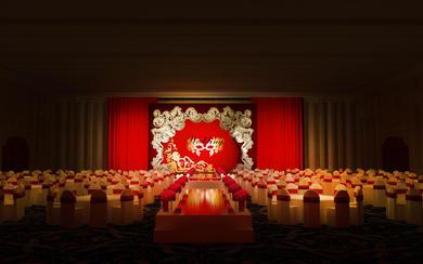 《歌剧魅影》主题定制婚礼