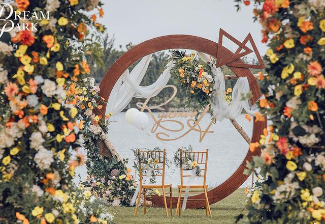【DreamPark婚礼企划】春夏