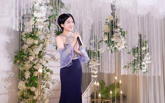 十年婚礼主持,国语+粤语,流程+彩排+督导+音乐