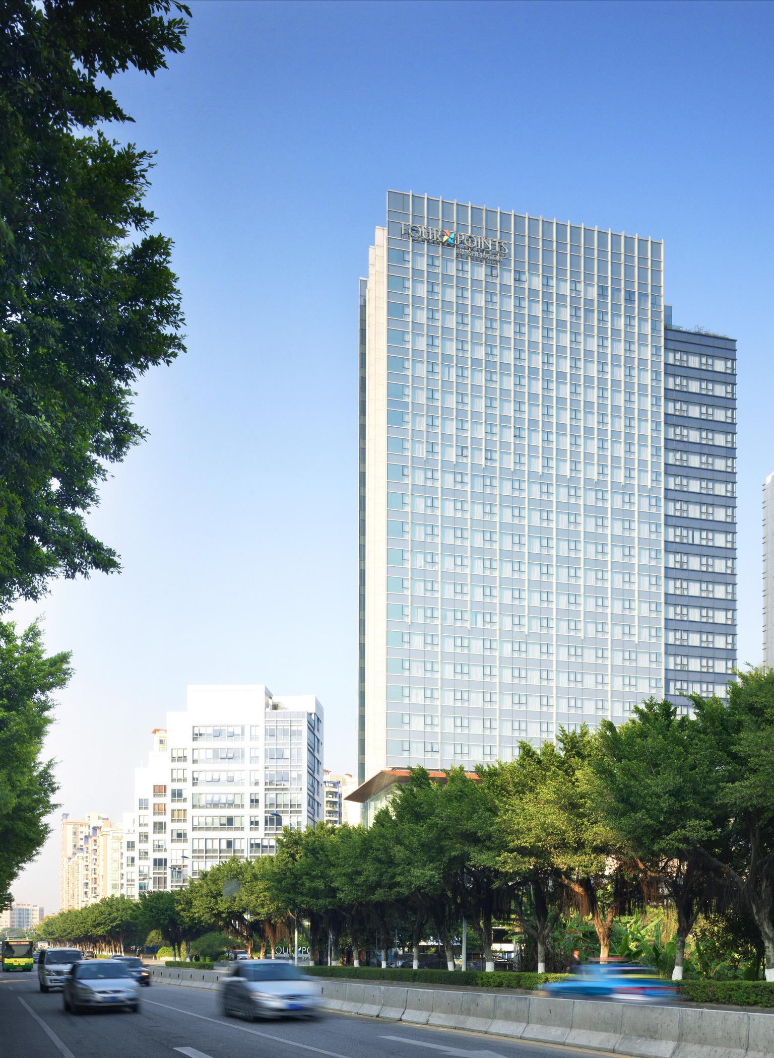 广州东圃合景福朋喜来登酒店