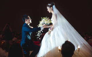 厦门半岛影像婚礼跟拍摄影摄像