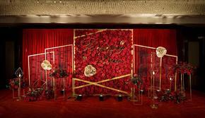 【炽爱】勃艮第红开出的花墙,代表至诚炽热的迷恋