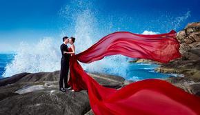 【海南马尔代夫岛】5A级拍摄景点+结婚登记照