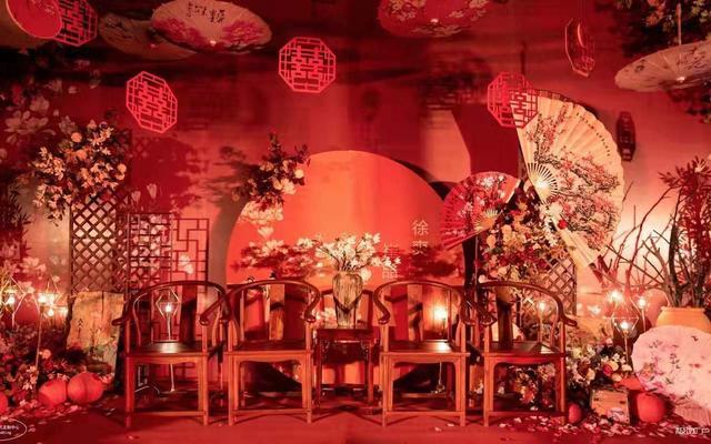 【尚喜宝】传统中式婚礼【灼灼其华】