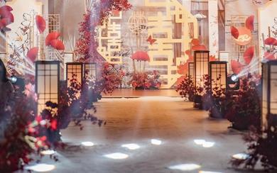 【三亚在四月海岛婚礼】中式婚礼