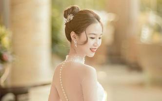 唯妮造型婚礼跟妆----全程跟妆