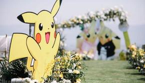 童年梦!卡通动漫定制婚礼(含四大金刚)