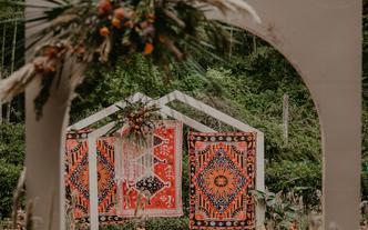 DG梦幻花园婚礼   波西米亚户外