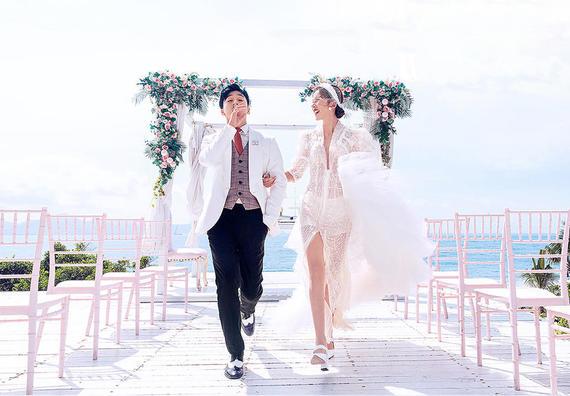 旅拍婚纱 — 三亚