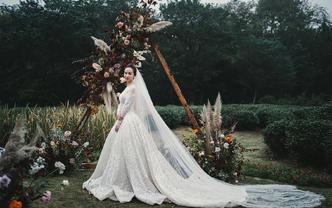 【热带猫婚礼】英式复古婚礼 哈利的悬浮世界