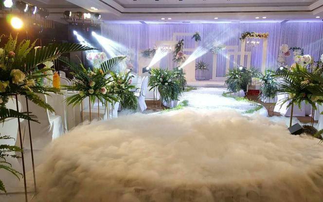 小森系+小清新小而精致的婚礼