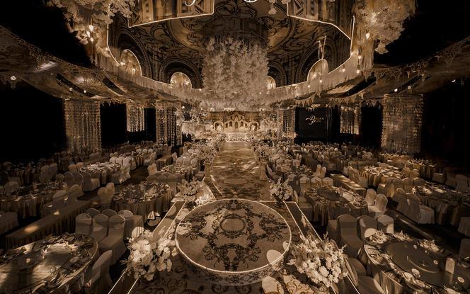 一衍万年 奢华欧式 高端大气 定向设计梦公园婚礼