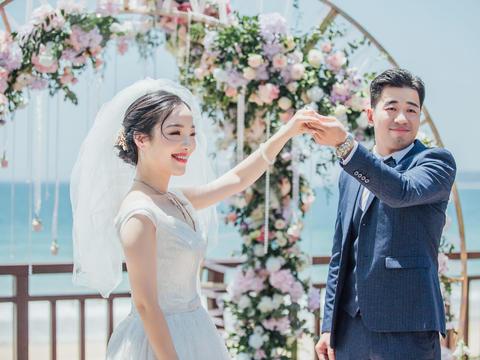 Mark100-双机摄影 三亚婚礼跟拍