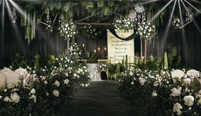 【时光印迹】超仙森系婚礼/鲜花套餐/超高性价比