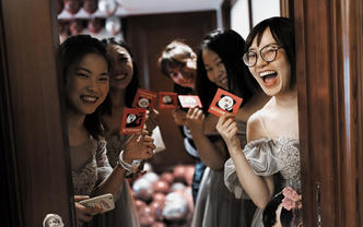 【精彩记录】双机位婚礼摄影跟拍+婚礼纪实摄影