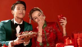 【人气爆款】中式国艺影视城内外景婚纱照