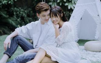 森系 限量拍摄 l 杭州 婚纱照