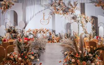 婚礼策划 | 小而美的秋系婚礼