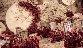 《情之所钟》唯美中式婚礼,13999