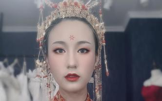 【瑞乐造型】资深化妆师精品新娘早妆/出阁宴套餐
