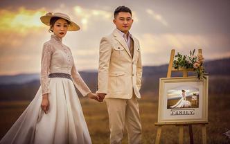 婚纱新主题【爱.如约】 六服六造 拍摄一天