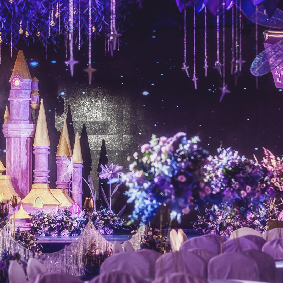 鞍山大世界·宝润大酒店·童话公主主题婚礼堂