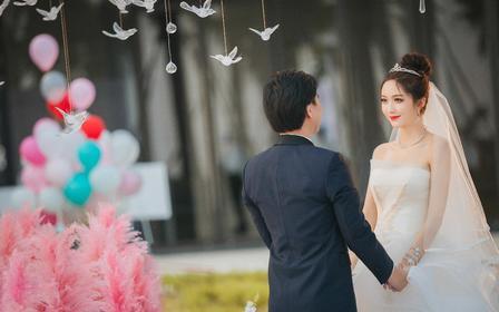 【美嫁视觉】婚礼摄影-总监双机套系