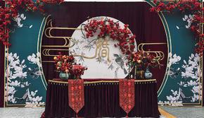 苏州香雪海饭店•复古新中式丨人员+布置A