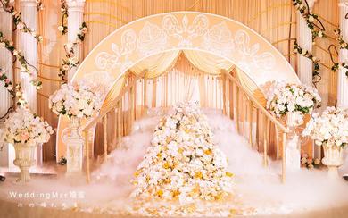 杭州婚蜜   香槟色系婚礼