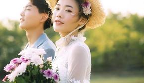 合肥本地婚纱照【微旅拍】网红热门套餐