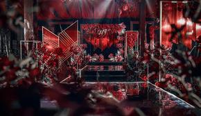 红黑奢华风格·含四大金刚