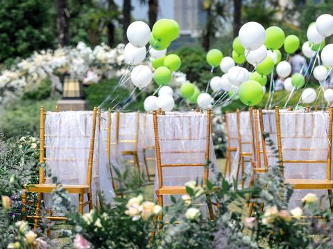 【超值套餐】夏日清风户外婚礼 侣行 清新唯美