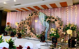 【亿爱】私人订制小清新花园森系主题婚礼