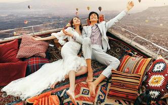 【结婚嗨购立减2000元】+拍遍全球+多场景拍摄