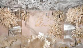 香槟色暖心现场 含四大金刚 | 香格里拉酒店