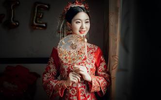【Cindy造型】高级化妆师新娘早妆