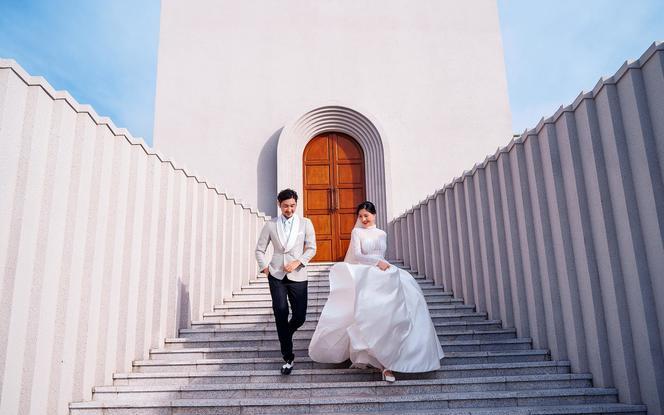 【限时特价秒杀】三亚旅拍婚纱照